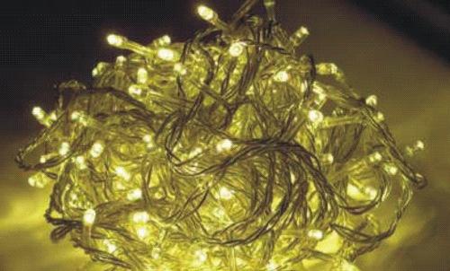 LED řetěz do zásuvky