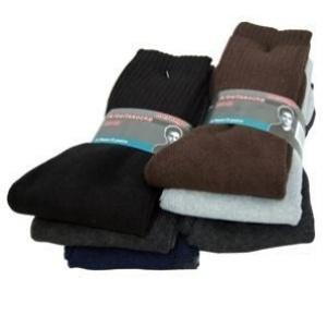 Pánské pracovní ponožky 39-42 balení 3 páry hnědá-šedá-antracit ... cc69feb681