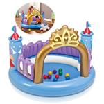 INTEX nafukovací kouzelný hrad Magic Castle 131 cm, včetně míčků