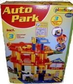 Parkovací garáž 3 p. plasticon