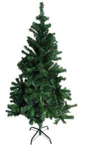 zelený vánoční stromek