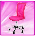 Dětská rostoucí židle modern růžová