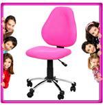 Dětská rostoucí židle klasik - růžová